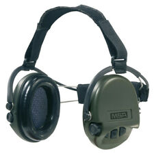 CASQUE ANTI-BRUIT SUPREME PRO SERRE-NUQUE PROTECTION MILITAIRE CHANTIER