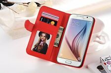 KARP Premium Quality Leather Flip Cover With For Samsung Galaxy - Note 4