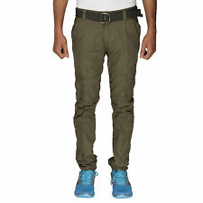 Greentree Mens Cargo Trouser Track Pant 6 Pocket 100% Cotton Casual Cargo MASR22