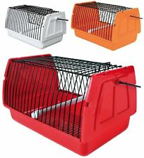 Trixie Bird Carrier Transport Travel Box Case for Birds, Hamsters, Small Animal