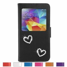 eSPee Smartphone Custodia Cellulare Finestra Vista S Cover In Silicone