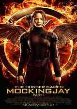 The Hunger Games - Mockingjay Part 1 Film Posters  - A3 & A4 - Option 1