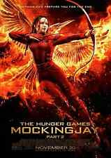 The Hunger Games - Mockingjay Part 2 Film Posters  - A3 & A4 - Option 1