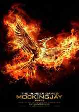 The Hunger Games - Mockingjay Part 2 Film Posters  - A3 & A4 - Option 2