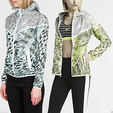 Nike Womens Tech Hyperfuse Windrunner Running Jogging Dri-FIT Casual Jacket Coat