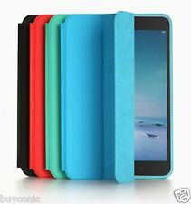 Smart Sleep Magnetic Leather Flip Cover Case For Xiaomi Mi Pad 2 Flip Case Cover