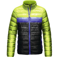 Kjus Boys Blackcomb Jacket wasabi/black