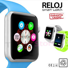 W8 Reloj Inteligente Smart watch Bluetooth compatible iPhone IOS Android SIM