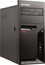 Lenovo ThinkCentre M58 Intel Core 2 Duo E7500 2930Mhz 4096MB 250GB DVD-RW Win Vi