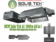 Solis Tek Solistek 1000w A1 All in 1 system Way outperforms Gavita Pro
