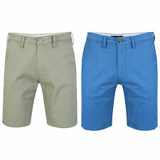 Men's Lee Regular Fit Chino's Chino Shorts Zip Fly Stretch Feel BNWOT!