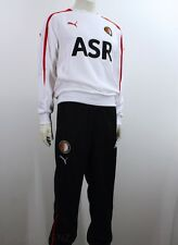 Puma Feyenoord Sweat Suit Weiß 742230 14 Herren Trainingsanzug  #3.40.1