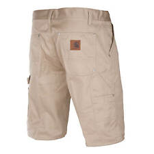 Carhartt WIP Short im Workwear Stil - Lincoln Single Knee Bermuda beige 31 + 40