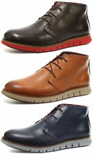 London Brogues Gatz Hi Leather Mens Chukka/Ankle Boots ALL SIZES AND COLOURS