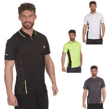 Mens / Adults Redtag Active Polo Running Top / Sports T-shirt