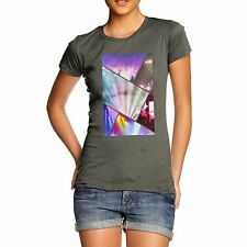 Twisted Envy Women's Party Collage T-Shirt