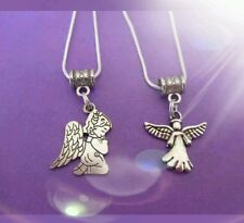 Guardian Angel necklace, choice of 2