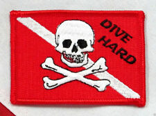 scuba patch diving equip novelty gift snorkel jacket beach pirate dive hard 724