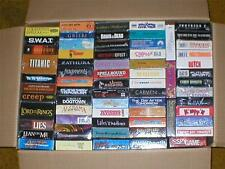 Wholesale Lot of 68 VHS Movie Videos ~ A Grab-Bag of Titles, Genre, and Movies