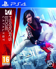 Mirror's Edge Catalyst PS4 Playstation 4 ELECTRONIC ARTS