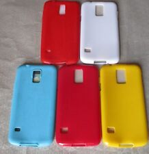 SAMSUNG GALAXY S5 Soft Silicon Mobile Back Cover Cases