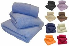 Luxury 100% Egyptian 600gsm Cotton Thick Heavyweight Combed Towels or Mats