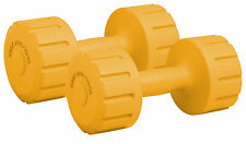 BODY SCULPTURE VINYL DUMBBELLS HAND WEIGHTS HOME GYM FITNESS EXERCISE DUMBELLS