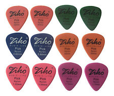 Ziko High Quilty Guitar Strings Acoustic/Electric - Guitar Picks Plectrums