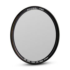 Rangers 3.9mm 14 Multi Layers WMC CPL Filter 37-82mm for Canon DSLR Camera Lens