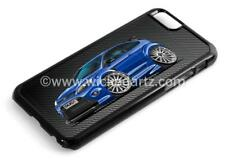 RetroArtz Cartoon Car Ford Focus RS MK2 Performance Blue iPhone 6/6+ Case/Cover