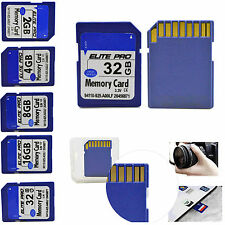 2G 4G 8GB 16GB 32GB SD SDHC Secure Digital Flash Memory Card For Camera Notebook