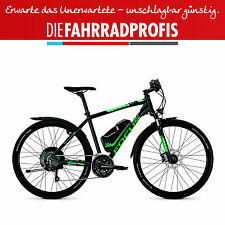 FOCUS CRATER LAKE XION 3.0 E-Bike 14,5 Ah 30-Gang Ebike Shimano Modell 2015