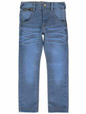 NAME IT coole X-Slim Fit Jeans Hose Ras Bad light blue in Größe 92 bis 164