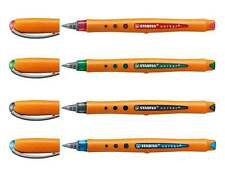 Stabilo Bionic Worker Rollerball Pens - Fine 0.3mm - 4 Ink Colours Available