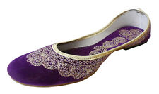 WOMEN SHOES DESIGNER JUTTI TRADITIONAL FOOTWEAR HANDMADE LEATHER MOJARI KHUSSA