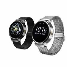 Ordro V360 Bluetooth 4.0 Metal Smart Watch Android iOS
