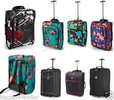 Airline Cabin Size Hand Luggage CarryOn Cabin Bag Backpack Wheel Trolley RyanAir