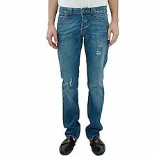 John Galliano jeans ricamo, embroidery jeans