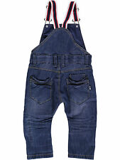 Name it Mini Jungen Latzhose Jeanshose Buster baggy in Gr.80/86/92/98/104