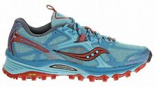 SAUCONY XODUS 5.0 W BLUE/RED scarpa trail running donna
