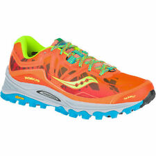SAUCONY XODUS 6 ORANGE/BLUE WOMAN