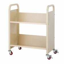 Guidecraft Book Cart Pearl