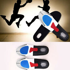 Hot Gel Orthotic Sport Running Insole Insert Shoe Pad Arch Support Cushion