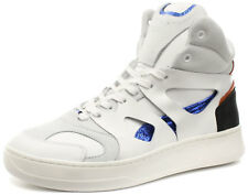 New Puma Alexander McQueen MCQ Move Mid White Mens Trainers ALL SIZES