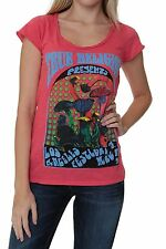 True Religion Top Oberteil Shirt T-Shirt S/S RELAXED PSYCHEDELIC CREWNECK2S FADE