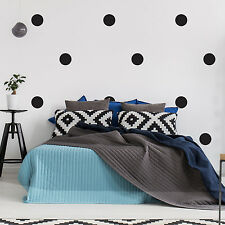 Polka Dot Wall Stickers - Multi Pack of Circle Wall Stickers - Small or Large