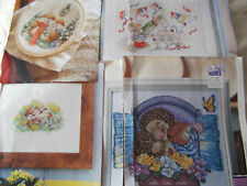 COUNTRY COMPANIONS CROSS STITCH CHART CHOICE OF 4 #4