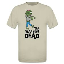 Tee shirt Green Zombie The Walking Dead