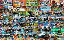 NINTENDO WII Skylanders SPYROS Adventure+Giants+Swap Force+TRAP TEAM*Wählbar*