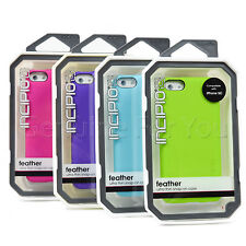 Genuine Incipio Feather Touch Ultra Thin Snap On Case Cover for Apple iPhone 5c
